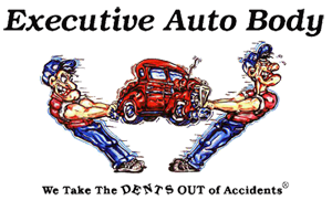Executive Auto Body, We take the Dents our of Accidents
